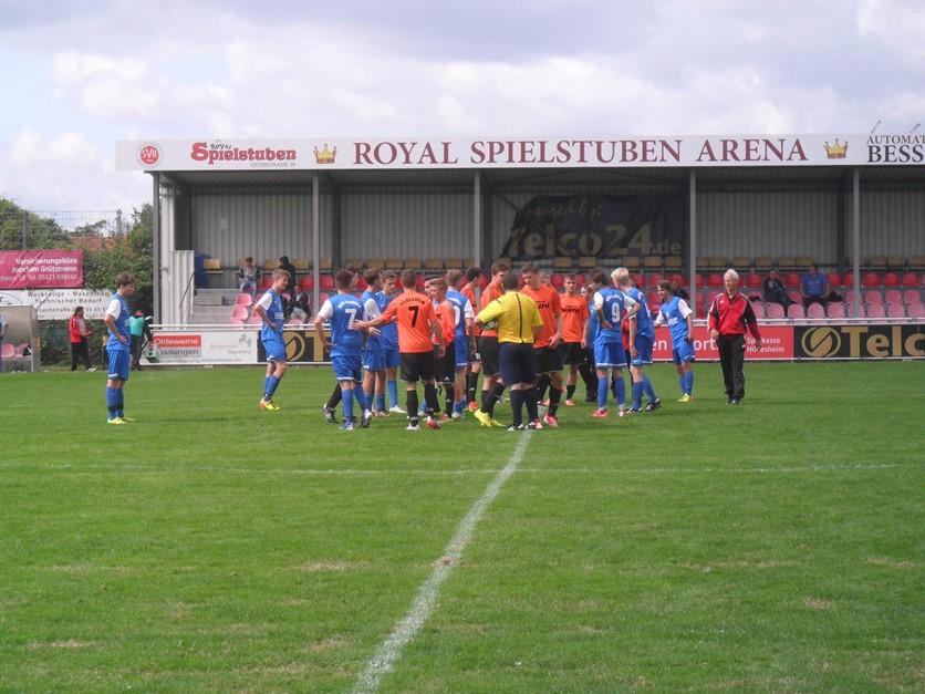 U19 gewinnt Testspiel gegen MTV Isenbüttel