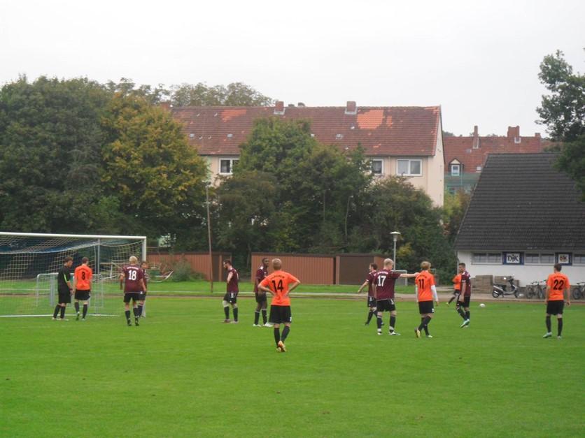 Bezirkspokal: U19 marschiert souverän in Runde 2