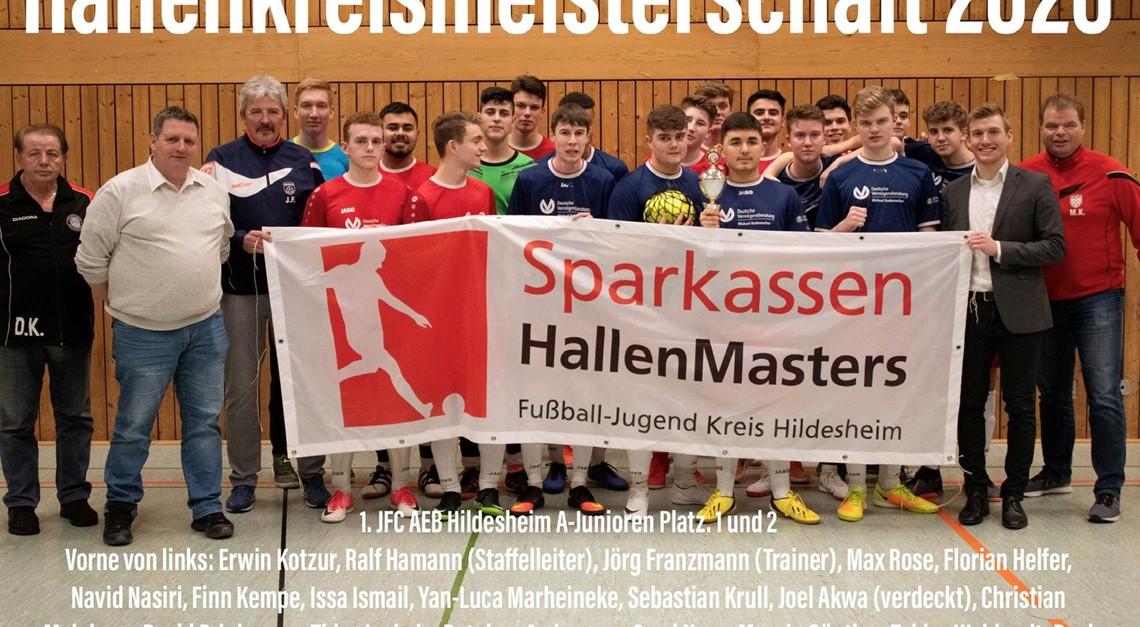 Hallenkreismeister A-Junioren 2020