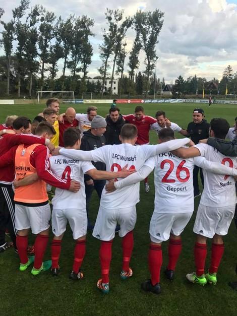 FC gewinnt in Unterzahl in Vorsfelde