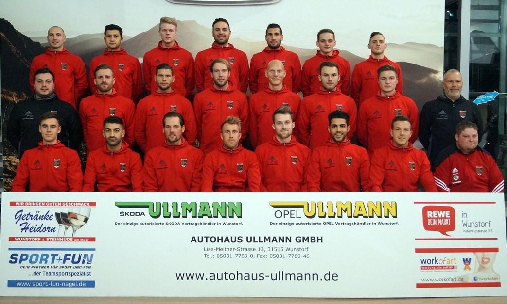 5 Jahre Oberliga mit dem 1.FC