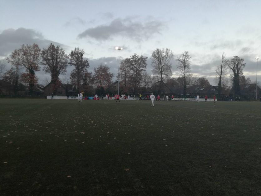FC verliert unglücklich in Spelle!
