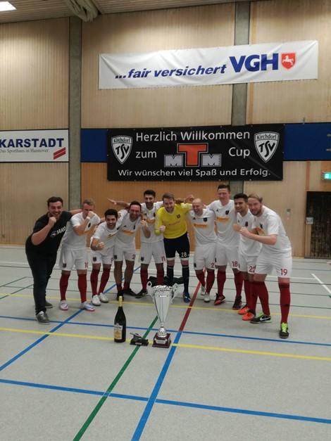 FC gewinnt MTM Cup 2018
