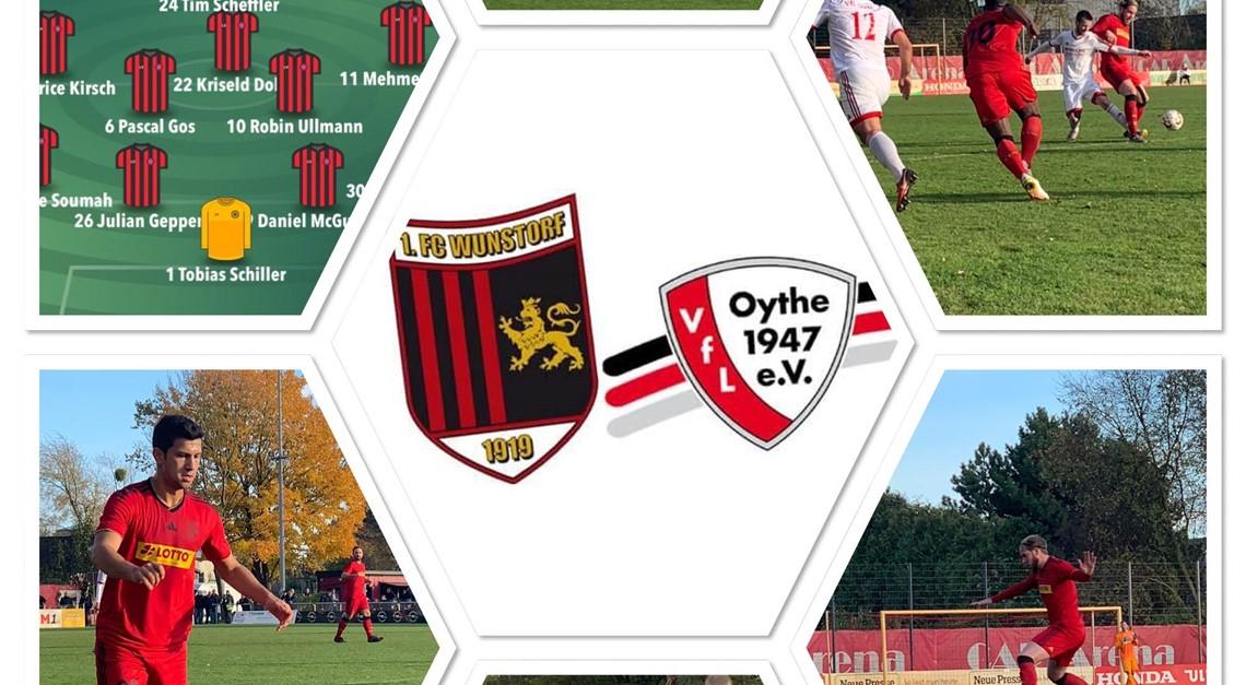 1.FC WUNSTORF - VFL OYTHE 2:0