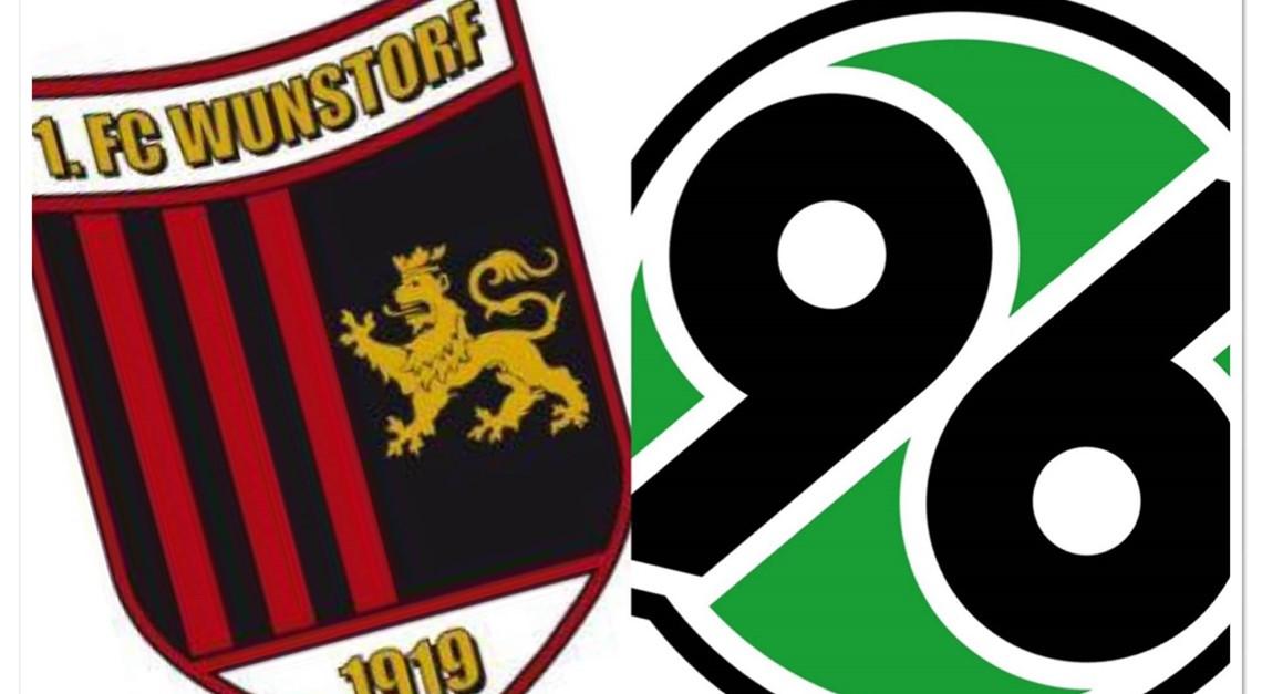 1.FC WUNSTORF - HANNOVER 96.  0:4 (0:3)