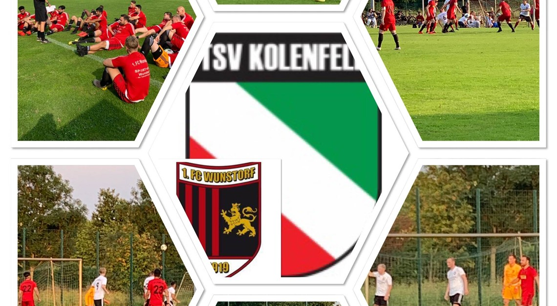 TSV KOLENFELD - 1.FC WUNSTORF 2:4