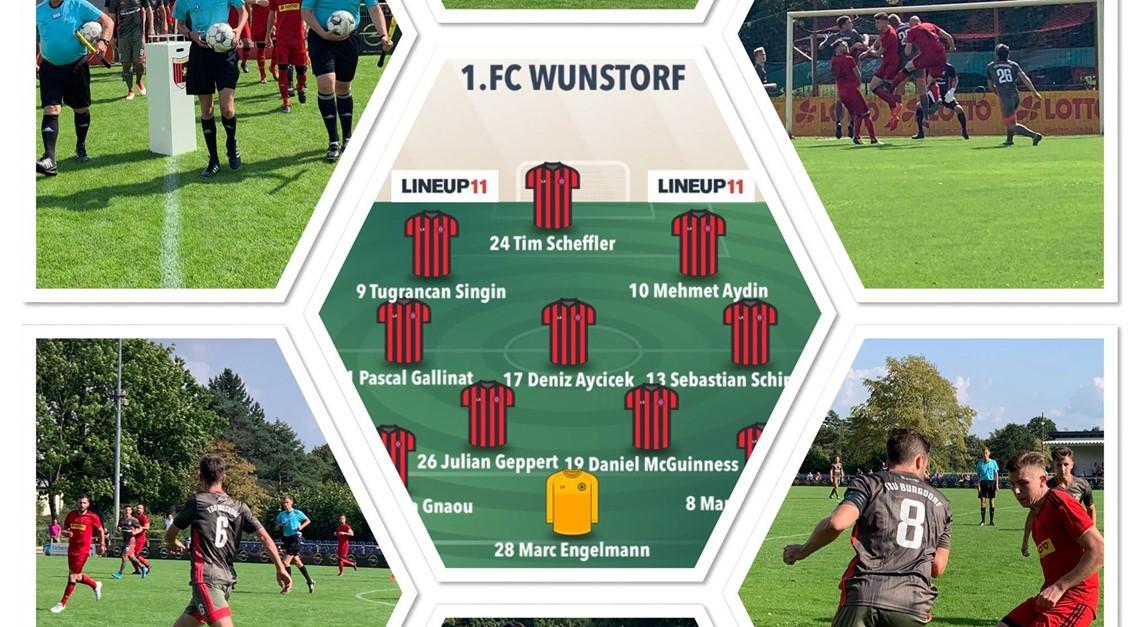 1.FC Wunstorf - TSV Burgdorf 0:0