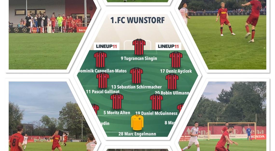 1.FC WUNSTORF - SPVGG. BAD PYRMONT 5:0