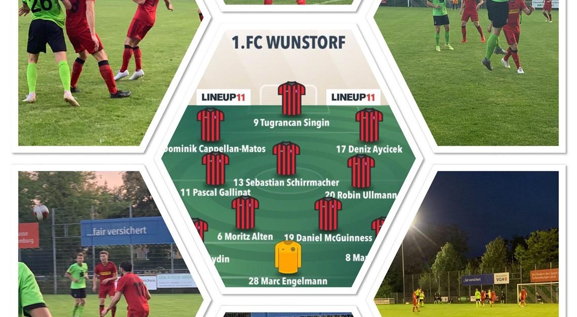 VFL Bückeburg - 1.FC Wunstorf 3:0