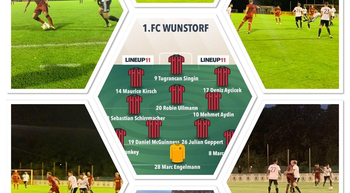 1.FC Wunstorf - SC Hemmingen-Westerfeld 2:2