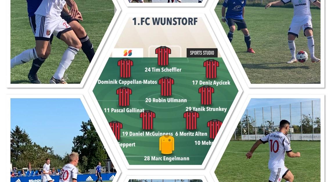 TSV PATTENSEN  - 1.FC WUNSTORF 4:3