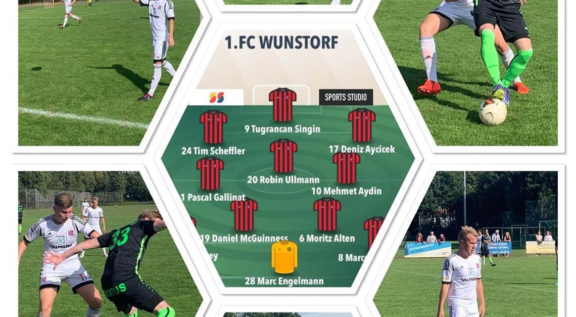 TSV GODSHORN - 1.FC WUNSTORF 2:2
