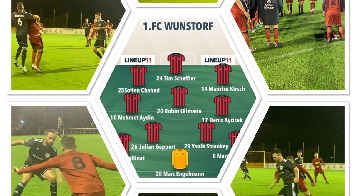 1.FC WUNSTORF - STK EILVESE