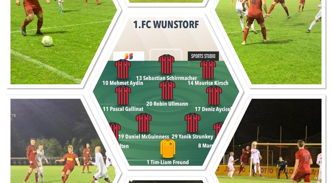 1.FC unterliegt SV Bavenstedt!