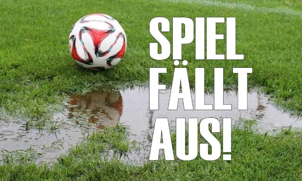 Erneuter Spielausfall beim 1.FC Wunstorf!