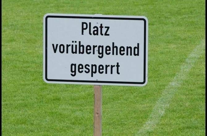 Kein Spiel in der Landesliga an diesem Wochenende!