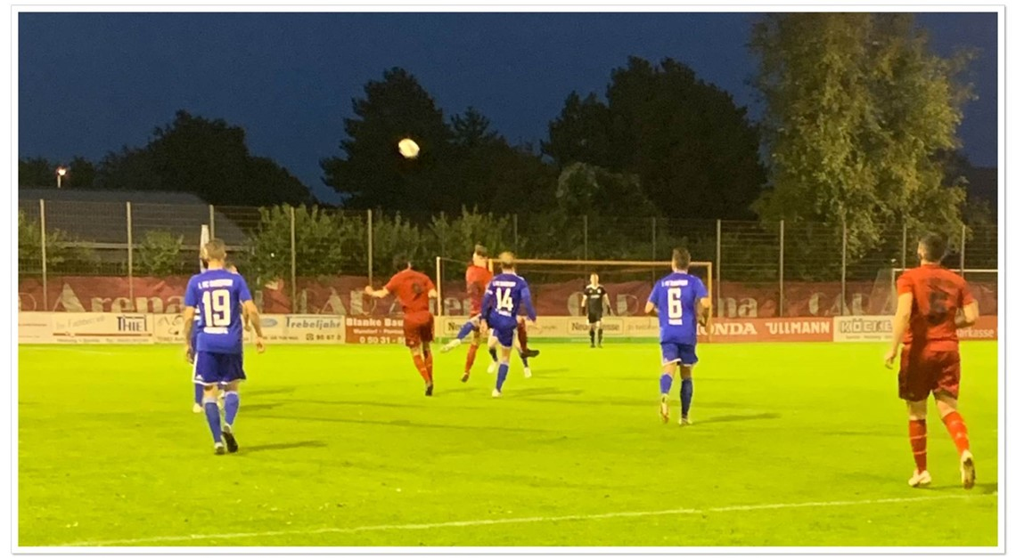 1.FC WUNSTORF - FC ELDAGSEN