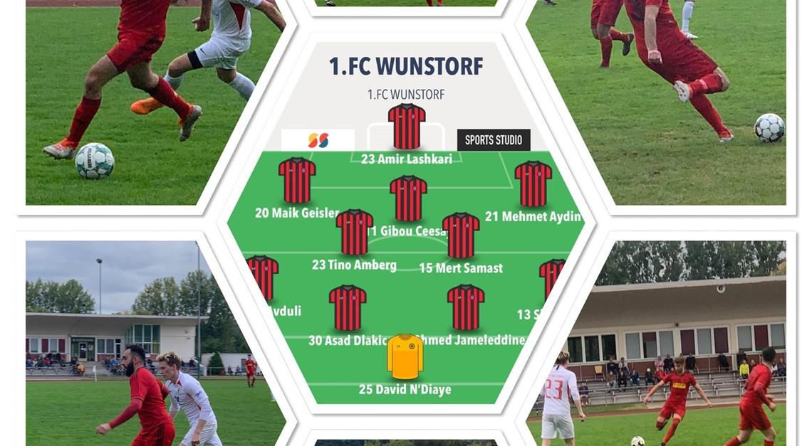 Spvgg Bad Pyrmont - 1.FC Wunstorf 1:0