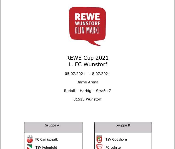 Rewe Cup!