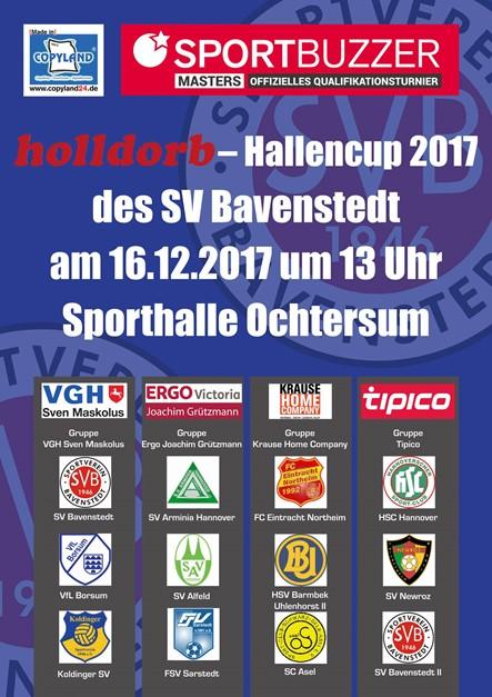 Holldorb-Hallencup 2017