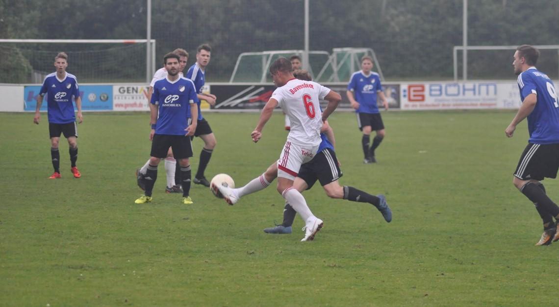 3:0 Heimsieg im letzten Saisonspiel
