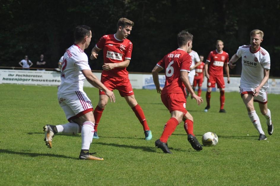 TSV KK fordert den SV Bavenstedt