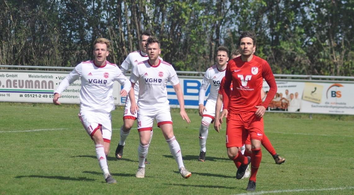 2:0 Heimsieg gegen Bad Pyrmont