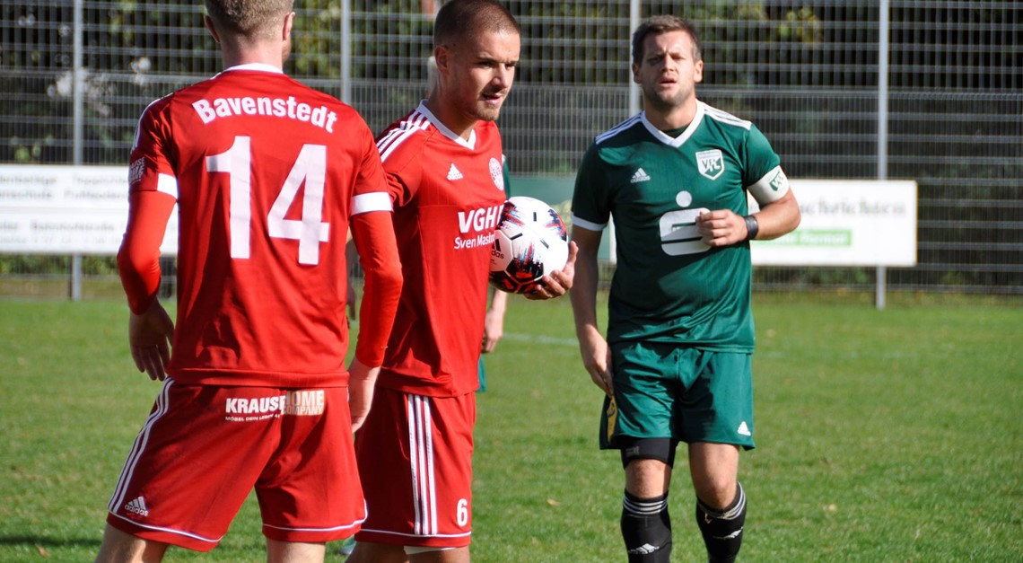 TSV Burgdorf zu Gast
