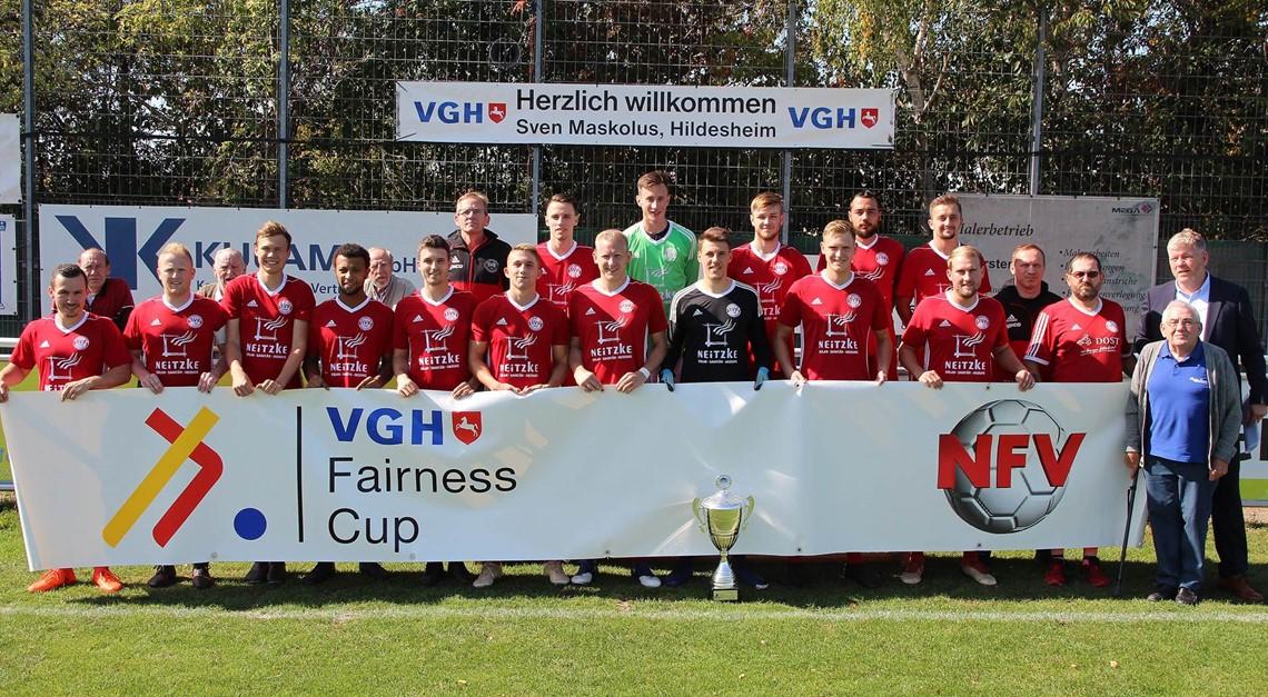 VGH Fairness Cup 2018/2019