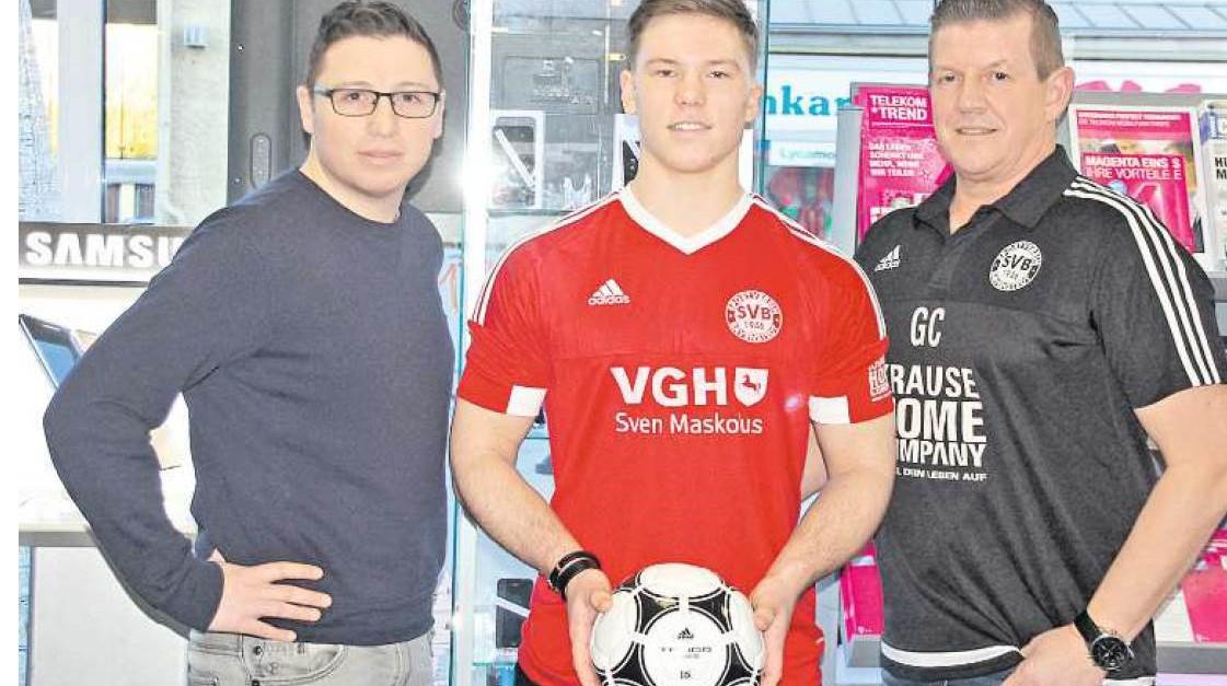 SVB verpflichtet weiteres Sturm-Talent