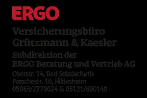 Sponsor - ERGO Joachim Grützmann