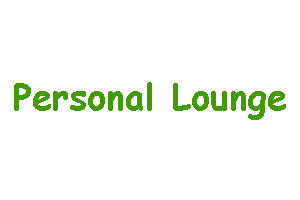 Sponsor - Personal Lounge