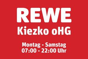 Sponsor - REWE Kiezko, Himmelsthür