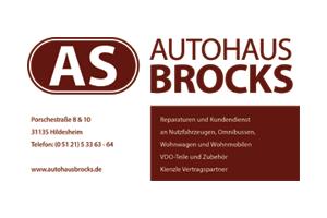 Sponsor - Autohaus Brocks