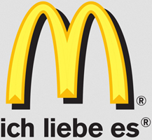 Sponsor - McDonald's Hildesheim