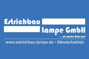 Sponsor - Estrichbau Lampe