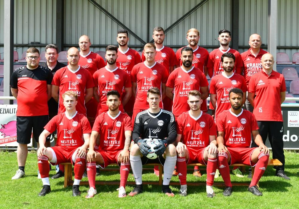 Mannschaftsfoto SV Bavenstedt 2