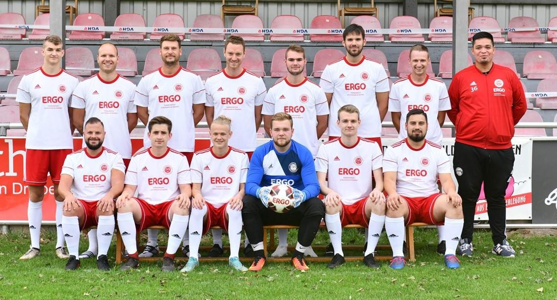 Mannschaftsfoto SV Bavenstedt 3