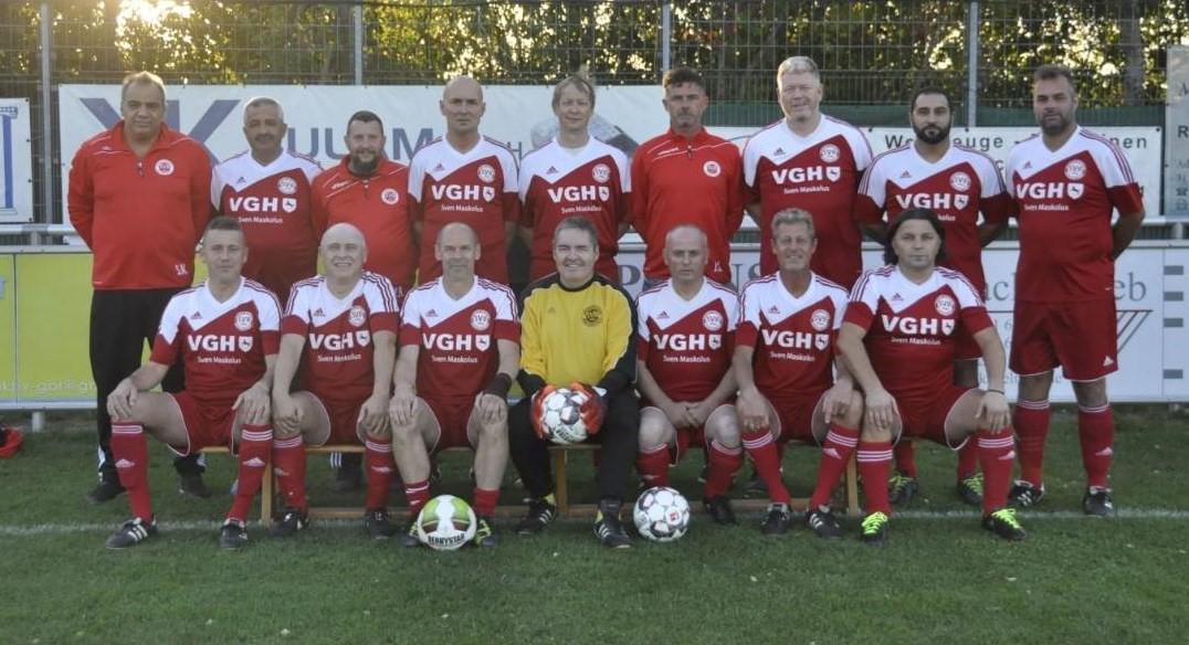 Mannschaftsfoto SV Bavenstedt