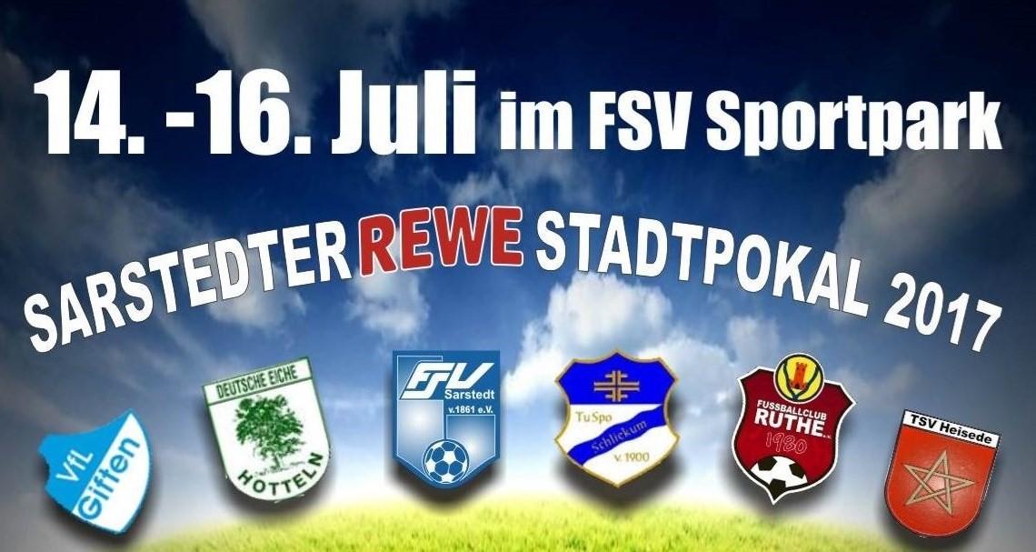 Sarstedter REWE Stadtpokal 2017