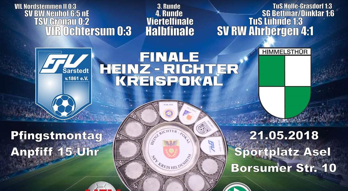 Heinz-Richter Kreispokalfinale