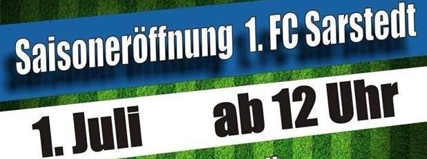 Saisoneröffnung 1.FC Sarstedt 2017 e.V.