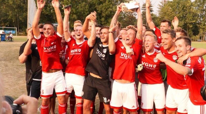 Bav gewinnt den Kehrwieder Cup 2018