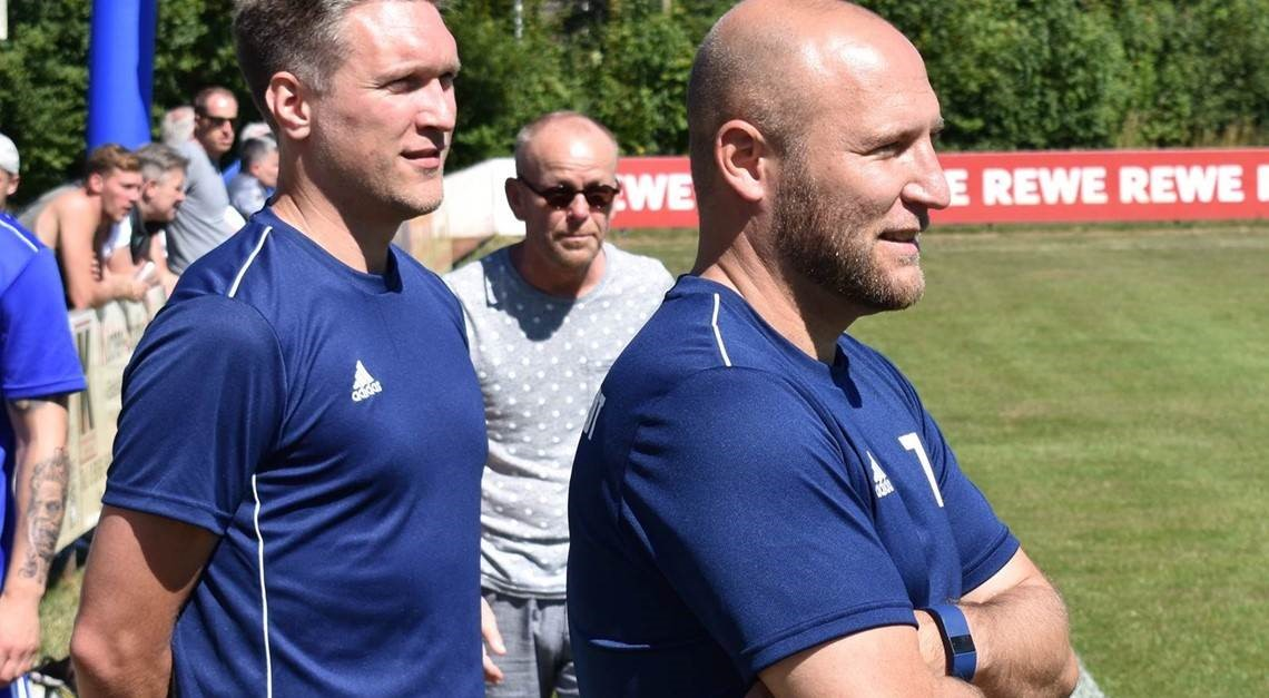 I. Herren gewinnt Bezirksliga-Debüt beim SV Alfeld
