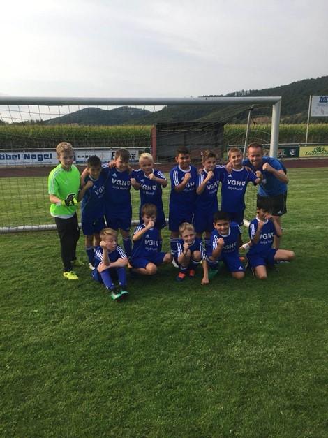 Sarstedter U11 startet stark in die Saison