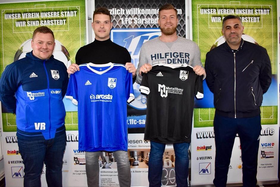 Daniel Bothe & Marcel Schrader wechseln zum 1. FC