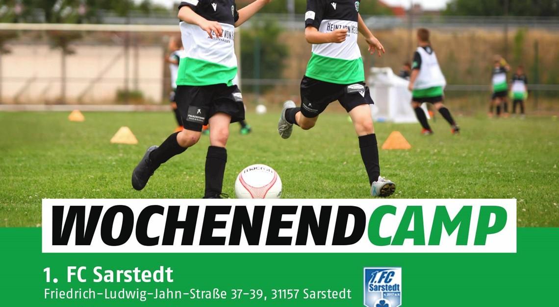 96-Fussballschule auch 2020 zu Gast in Sarstedt