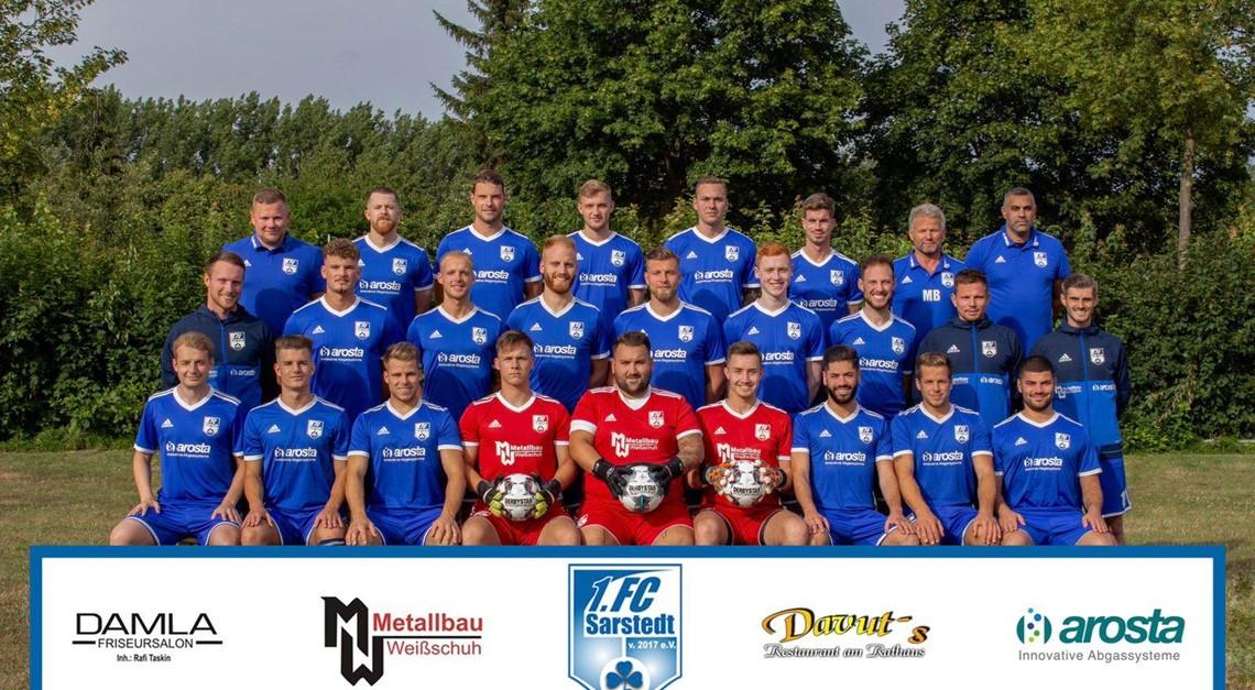 1. FC misst sich mit Landesliga-Primus
