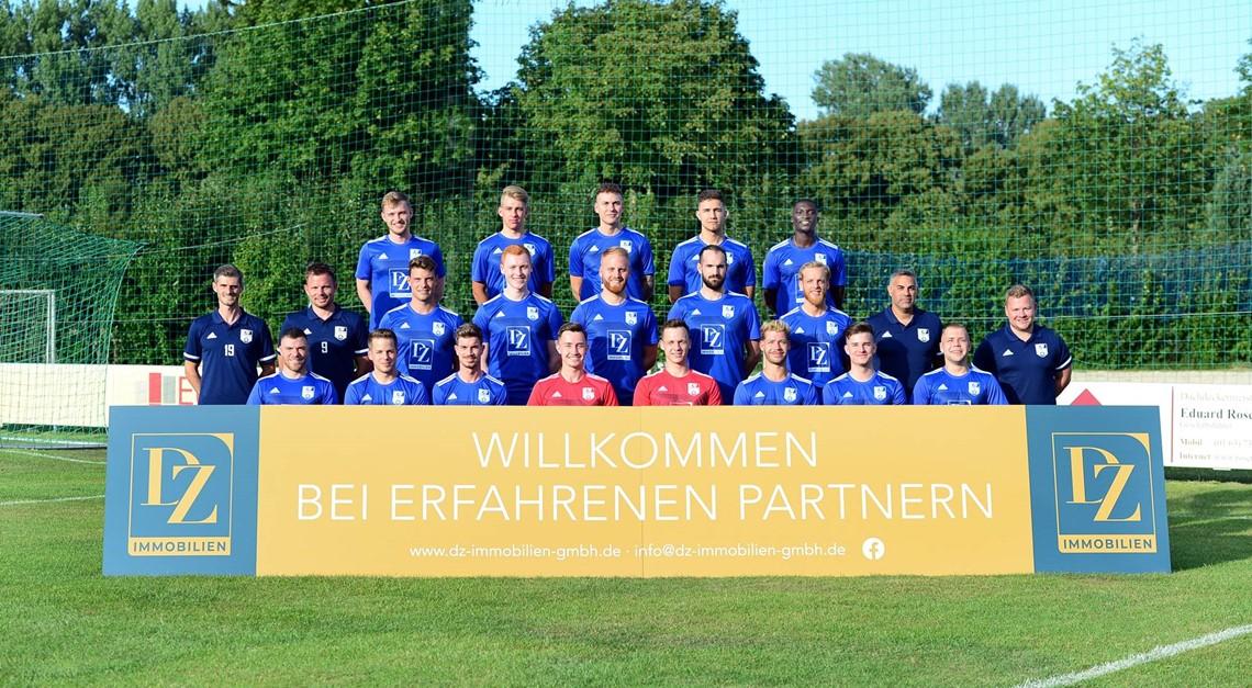 Landesliga Auftakt gegen SV Bavenstedt