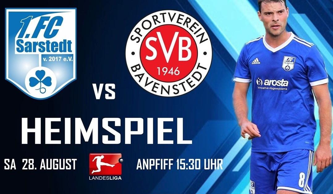 Heimspielauftakt - Derby gegen Bavenstedt